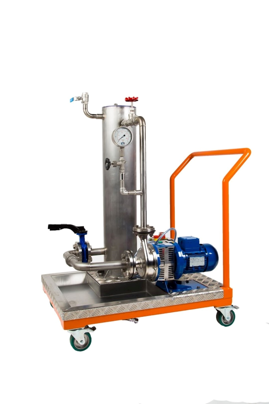 Gland Packing Rig