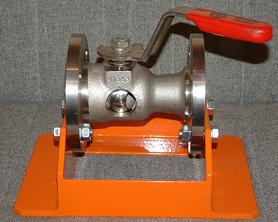 Bench Mounted Valves